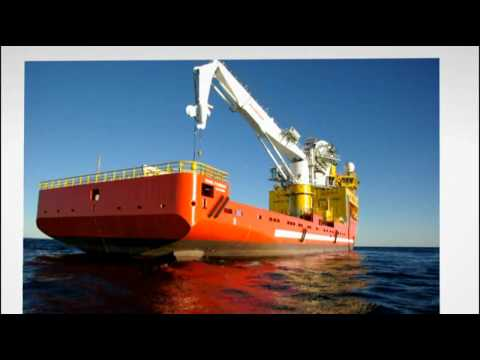 Cargotec's MacGregor solutions for marine cargo flow and offshore load handling