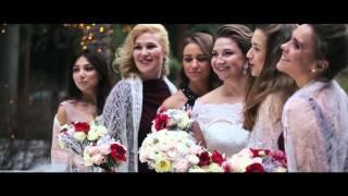 Свадьба Юрия и Юлии - 13 февраля 2016 года - ресторан