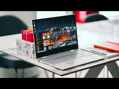 The BEST Laptop Gift For Students - HP ENVY X360