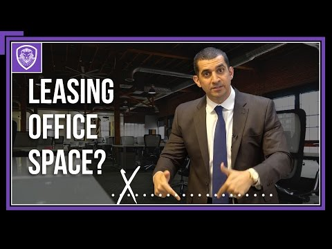 How to Negotiate a Commercial Office Lease