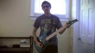 Ricco Harbor (Super Mario Sunshine) Guitar Cover