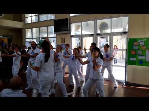 Flashmob Día Mundial del Lavado de Manos