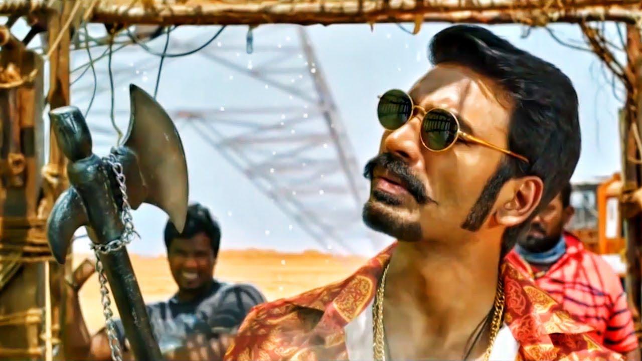 Maari 2 Best Action Scene | Dhanush Entry Scene | Maari 2 Mass Fight Scene
