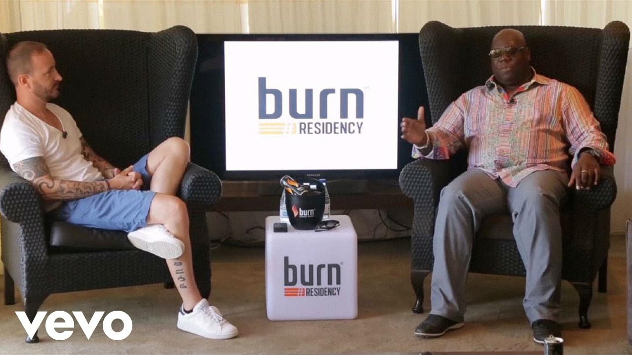 Carl Cox - Production & Live Performance (Burn Residency, 2014 Masterclass)