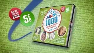 MNM De 5 Dubbele MNM1000 2014 CD
