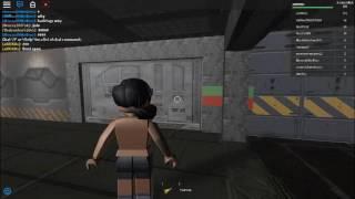 Survivor and kill the killer ni area 51!!! Roblox