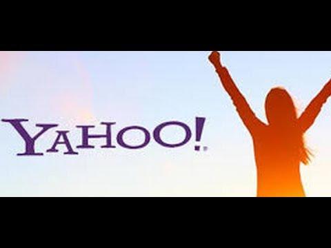 Cara Mengganti Nama Profil Pada Email Yahoo