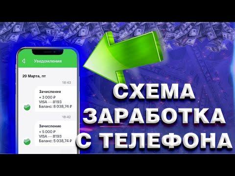 ГОТОВАЯ СХЕМА ЗАРАБОТКА В ИНТЕРНЕТЕ БЕЗ ВЛОЖЕНИЙ! Способ для начинающего с телефона 2020