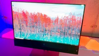 """27"""" Hp Pavilion All-in-one Review  2019  - My First Desktop Pc!"""