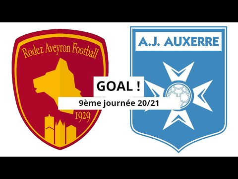 Rodez Auxerre Goals And Highlights