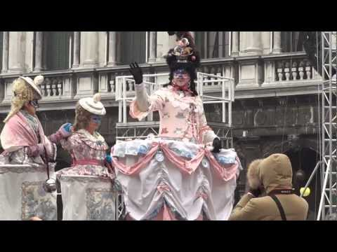 Best of the Carnival of Venice 2012 - Pt 2/2 (Costume Contest)