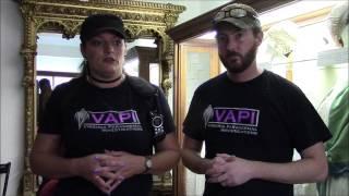 Haunted Jail in Warrenton, Va - Virginia Paranormal Investigations