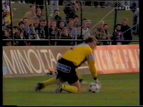 Austria Wien - Admira Wacker 5:0 - Saison 1994/95