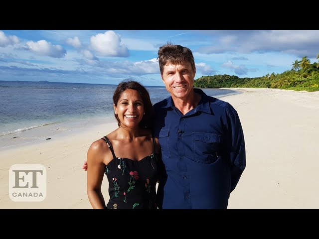Go Behind The Scenes Of 'Survivor' With Director David Dryden | SURVIVOR