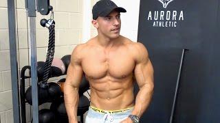 High Volume Arm Training With Adam Collard
