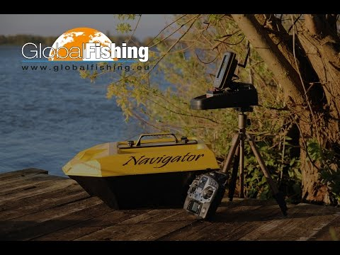 Navigator Baitboat By Globalfishing