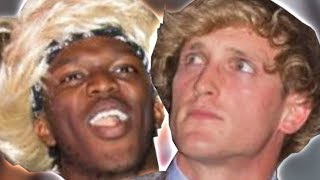 HERE WE GO AGAIN.. (KSI vs Logan Paul) (TWOTI)