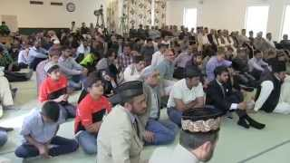 24th Jalsa Salana Sweden 2015 [Urdu] - MTA International Sweden Studios