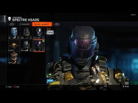 7a8d40006a7 Hunting the new Black Market gear part 1 (BO3 PS4) - YouTube