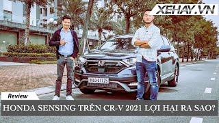 Honda Sensing trên CR-V 2020 có gì lợi hại?  XEHAY.VN 