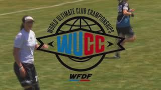 WUCC 2018 - Mubidisk (ESP) vs Black Sheep (NZL)