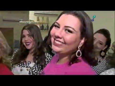 #beijodagorda no DOCUMENTO VERDADE da RedeTV!