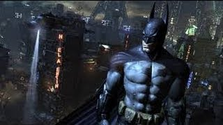 Batman: Arkham City Walkthrough Part 1 - Welcome to Arkham City