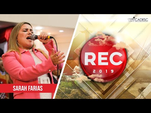 REC 2019 - Sarah Farias | Sobrevivi
