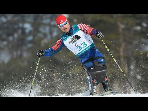 Dan Cnossen, a Navy SEAL veteran and double-amputee, wins Paralympic biathlon gold
