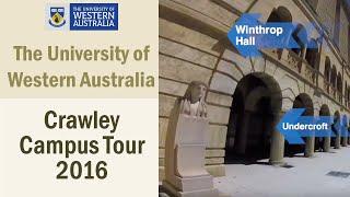 UWA Campus Tour 2016