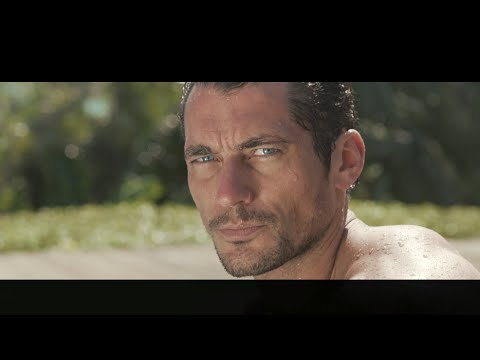 Teaser - David Gandy for Autograph swimwear by Marks and Spencer