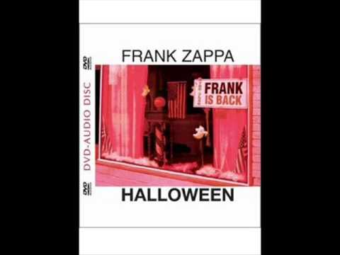Frank Zappa - Halloween (Full Album) 1978