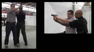 SIRT Training with a Beginner Shooter