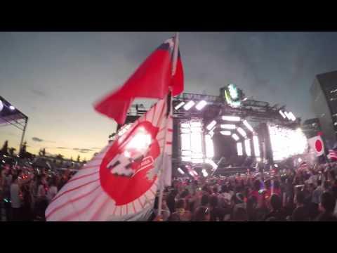 DJ Snake  Live @ Ultra Japan 2015