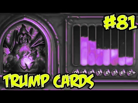 Hearthstone: Trump Cards 81 - Shortest games ever