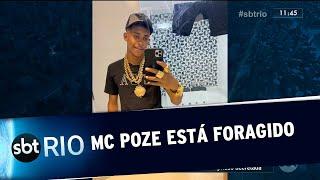 Mc Poze é procurado pela polícia