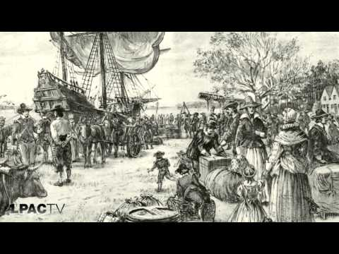The Story Of The First Settlers of the USA in 1620