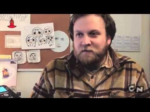 Adventure Time  Pendleton Ward Interview
