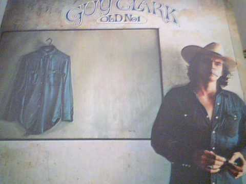 GUY CLARK Texas 1947  /   Let him Roll  (1975)