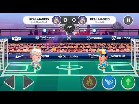 Head Soccer La Liga 2017 Android Gameplay #13