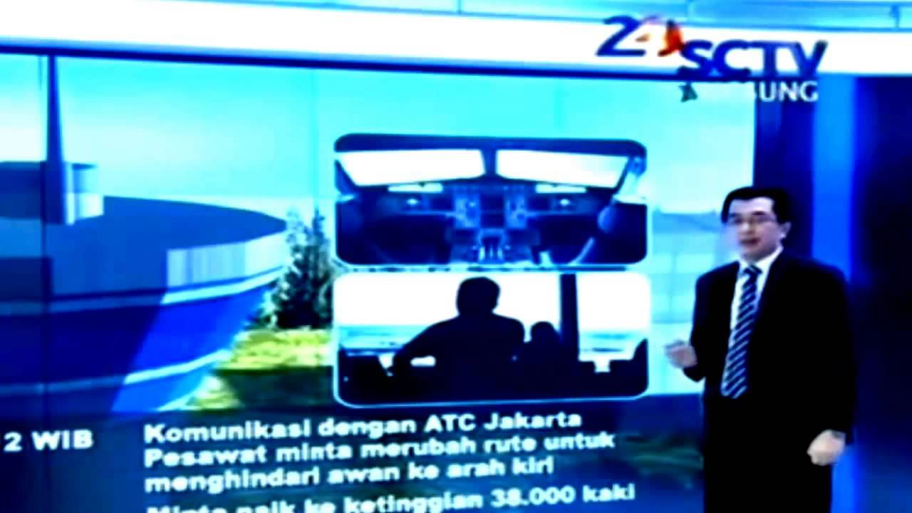 Detik- Detik Hilangnya Pesawat Air Asia. I BERITA TERKINI ...