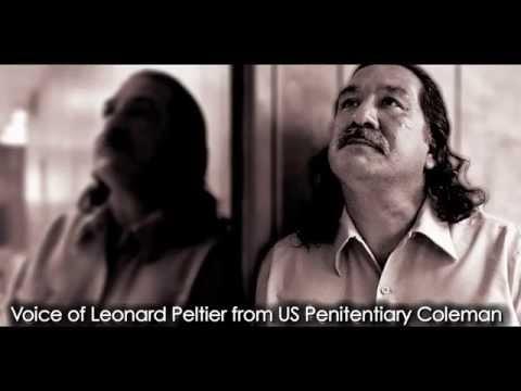 "Leonard Peltier ""I Will"" Clemency Campaign - Part 1"