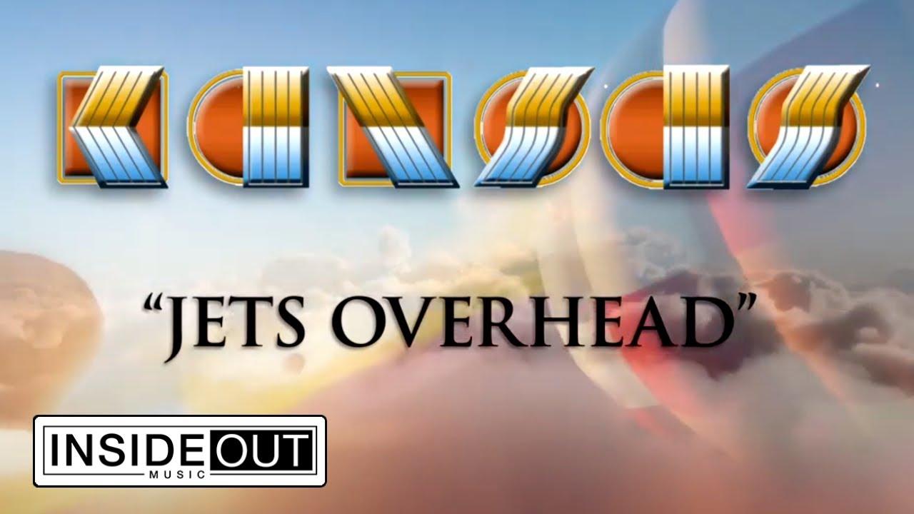 KANSAS - Jets Overhead (Teaser) - YouTube