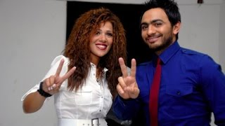 Tamer Hosny feat Aliaa Hosny - Etman *youm wara youm* (with Lyrics in Arabic)