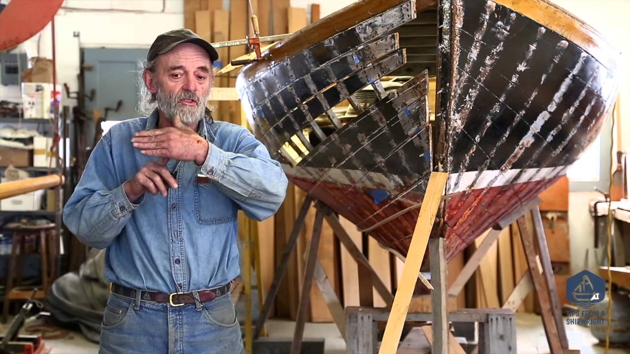 Splice the mainbrace - Nautical history with Master Shipwright Louis