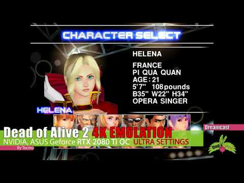 Download Reicast Dead Or Alive 2 Dreamcast Emulator And MP3