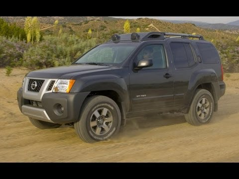 2011 Nissan Xterra Name That Exhaust Note Episode 70 Car And Driver