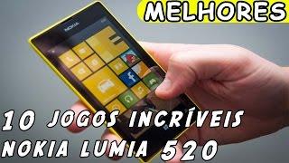 10 Jogos Íncriveis para Nokia Lumia 520(e outros com 512MB de RAM)