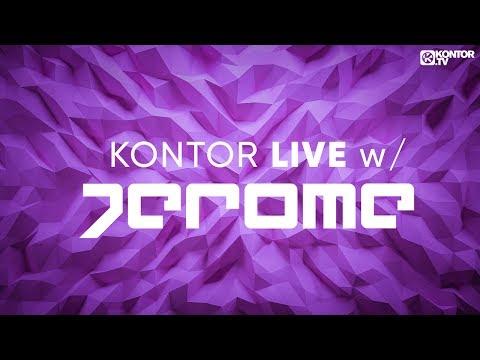 Kontor Live #40 w/ JEROME