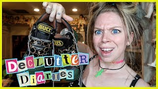 Declutter Diaries - Episode 1